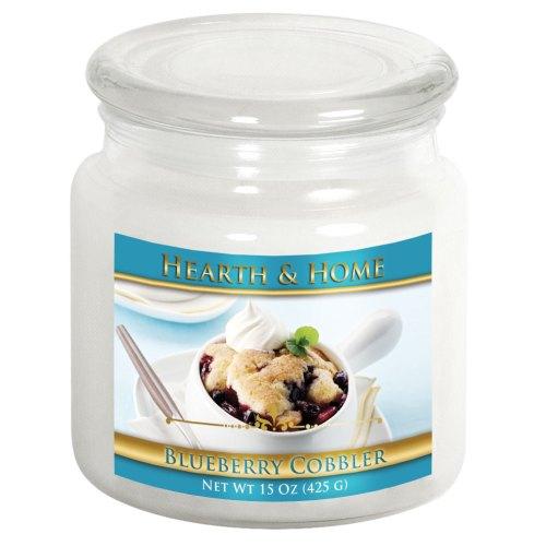 Blueberry Cobbler - Medium Jar Candle