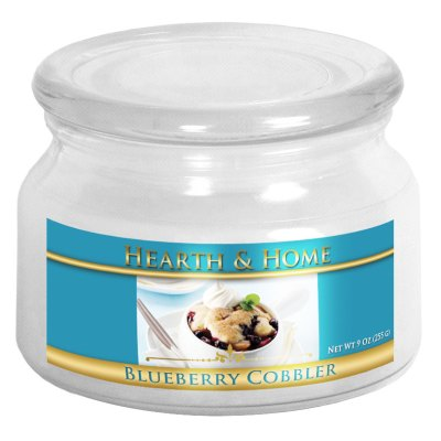Blueberry Cobbler - Small Jar Candle