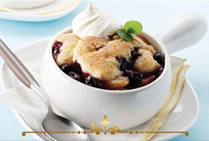 Blueberry Cobbler Scented Candles
