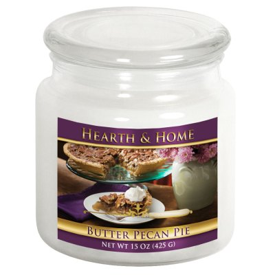 Butter Pecan Pie - Medium Jar Candle