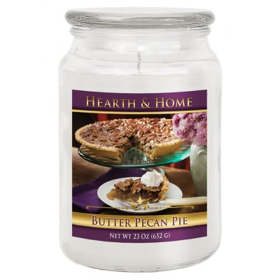 Butter Pecan Pie - Large Jar Candle