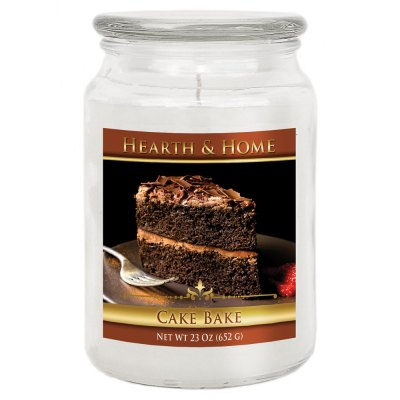 Cake Bake - Large Jar Candle