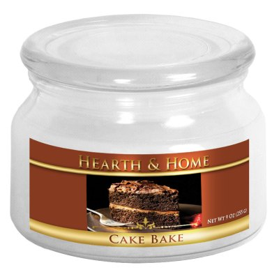 Cake Bake - Small Jar Candle