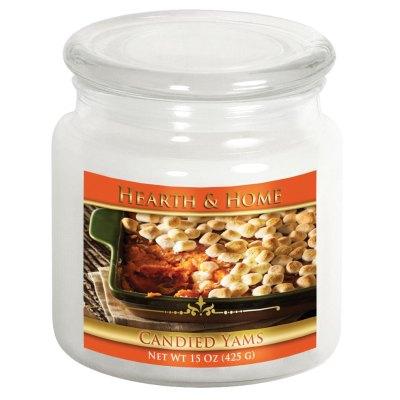 Candied Yams - Medium Jar Candle