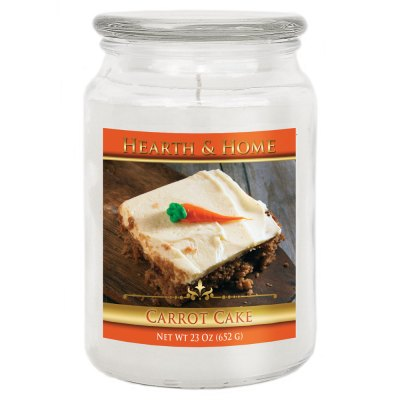 Carrot Cake - Large Jar Candle