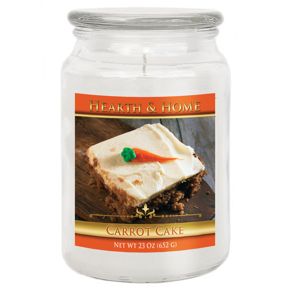 Carrot Cake - Large Jar Candle