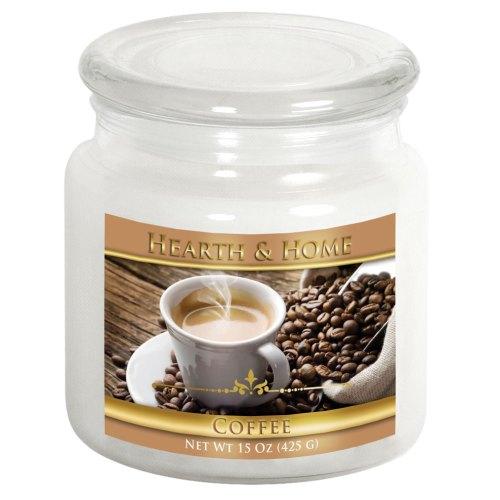 Coffee - Medium Jar Candle