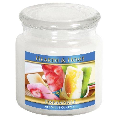 Dreamsicle - Medium Jar Candle