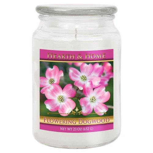 Flowering Dogwood - Large Jar Candle