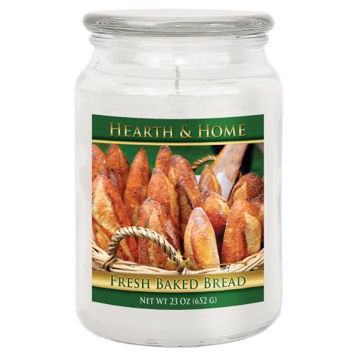 Fresh Baked Bread - Large Jar Candle