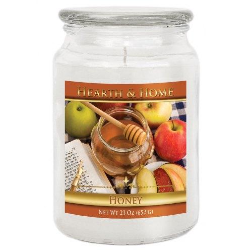 Honey - Large Jar Candle