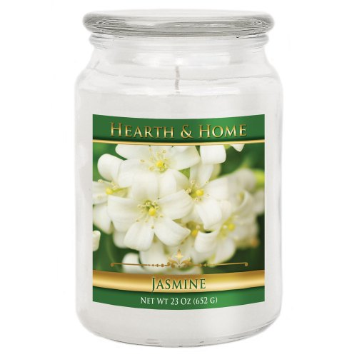 Jasmine - Large Jar Candle
