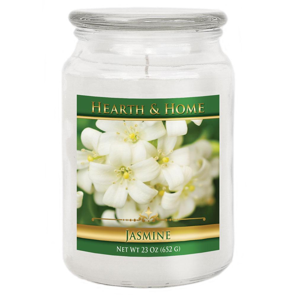 Jasmine - Large Jar Candle