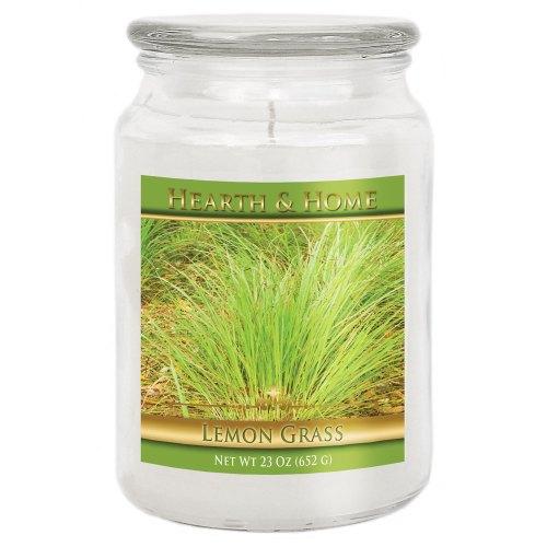 Lemon Grass - Large Jar Candle