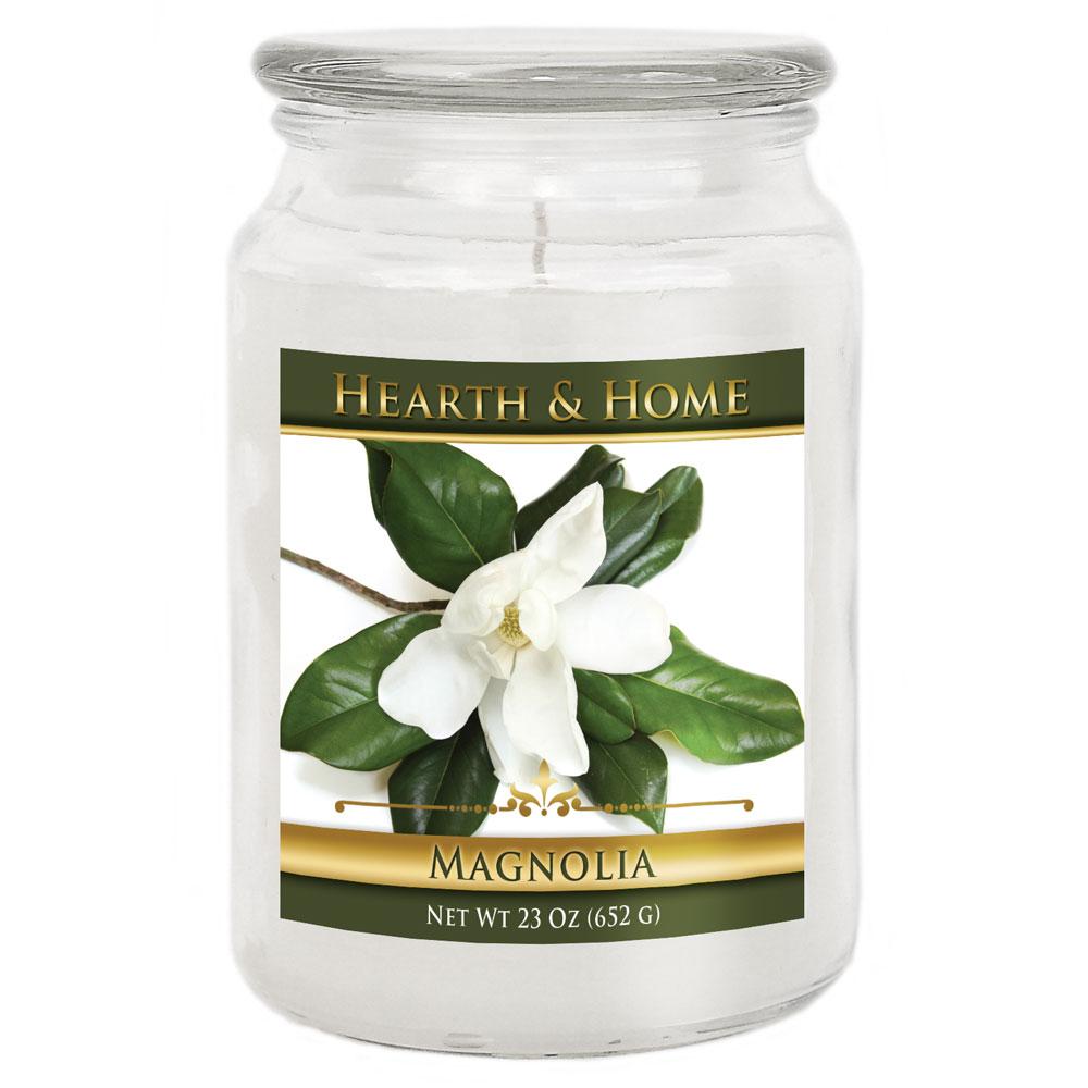 Magnolia - Large Jar Candle