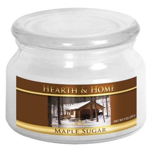 Maple Sugar - Small Jar Candle