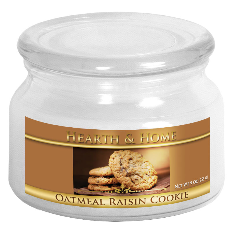 Oatmeal Raisin Cookie - Small Jar Candle