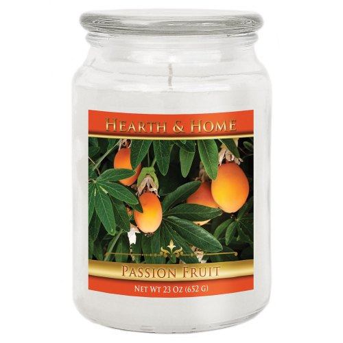 Passion Fruit - Large Jar Candle