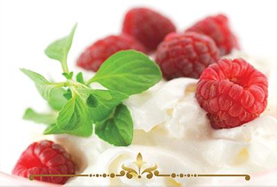 Raspberry Cream