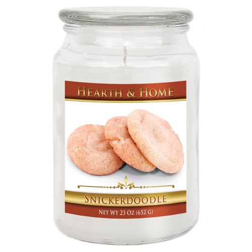 Snickerdoodle - Large Jar Candle