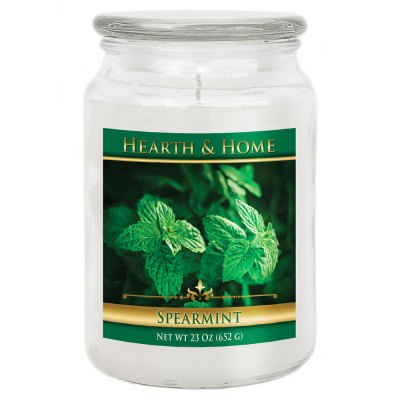 Spearmint - Large Jar Candle