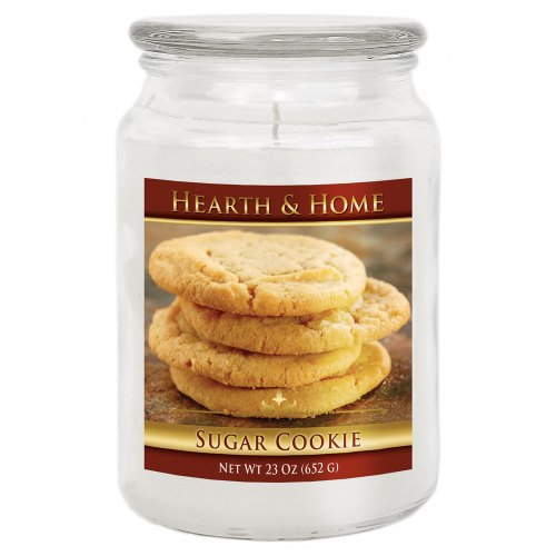 Sugar Cookie - Large Jar Candle