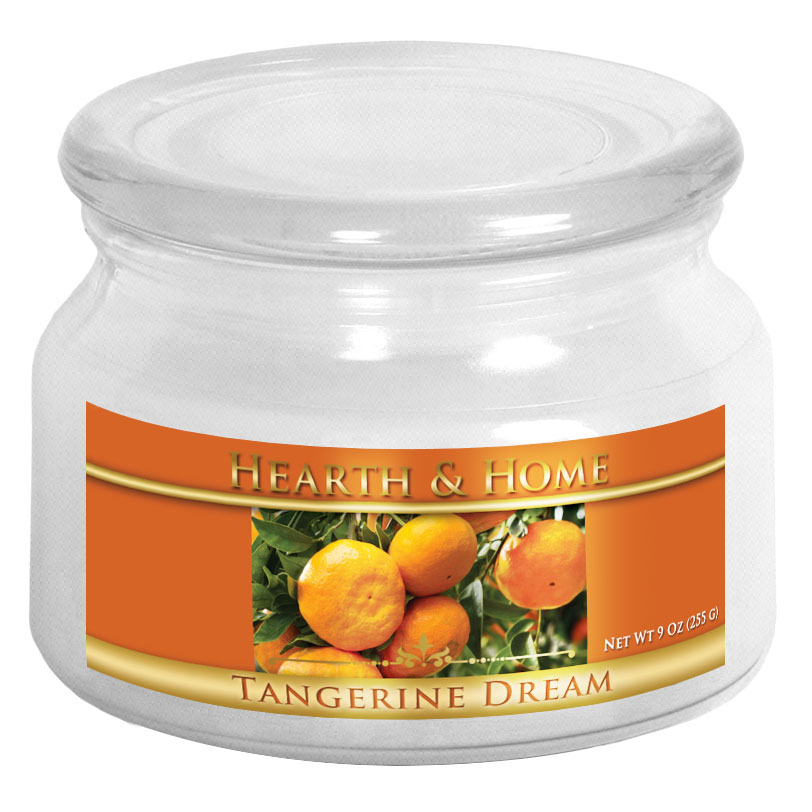 Tangerine Dream - Small Jar Candle