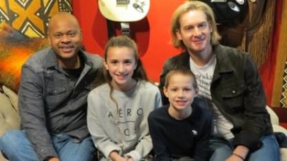 Bronson, Eliot & Kids