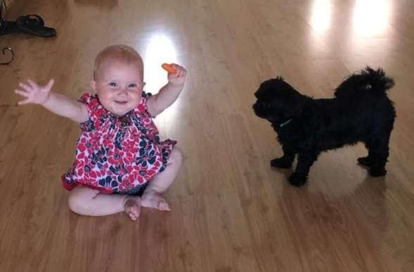 Izabelle & Boo