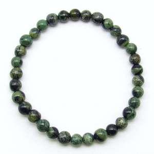 Kambaba Jasper 6mm bead bracelet