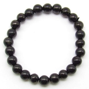 Shungite 8mm bead bracelet