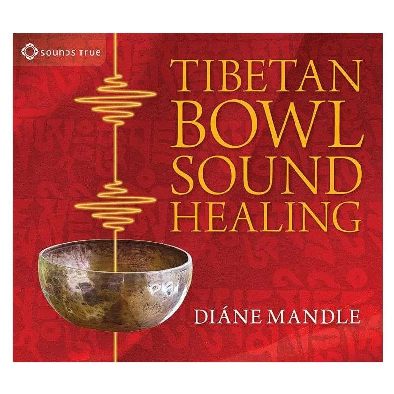 Cover of Tibetan Bowl Sound Healing