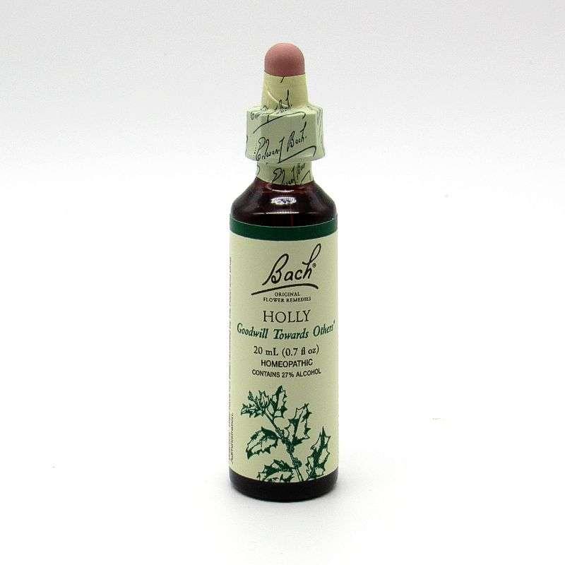 Bach Flower Remedy - Holly