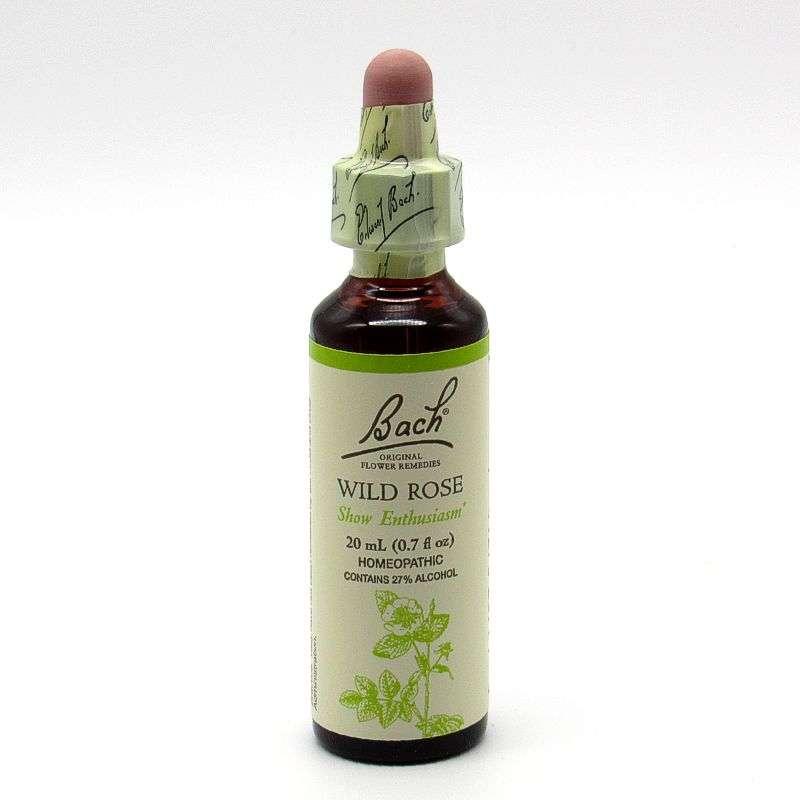 Bach Flower Remedy - Wild Rose