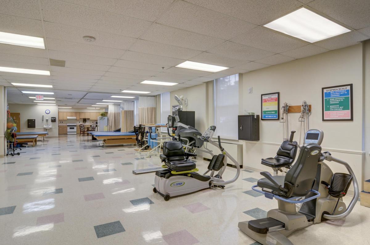 Heartland home health care and hospice