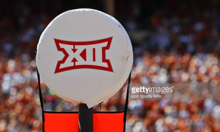 big 12 football logo