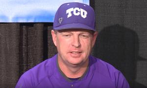 Jim Schlossnagle big 12 baseball