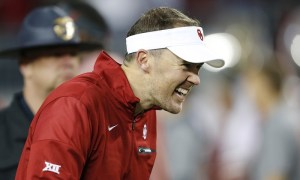 NCAA Football: Oklahoma at Ohio State
