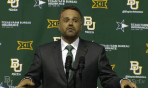 baylor coach matt rhule press conference