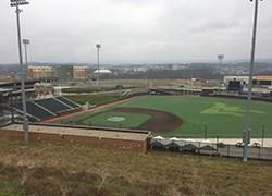 west virginia baseball monongalia county ballpark