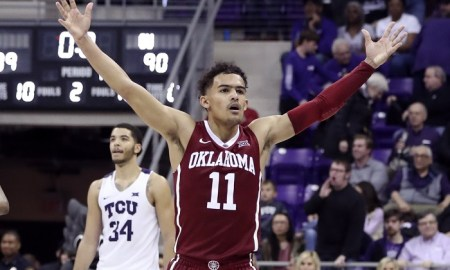 NCAA Basketball: Oklahoma at Texas Christian