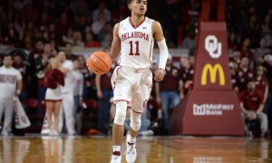 NCAA Basketball: Oklahoma State at Oklahoma