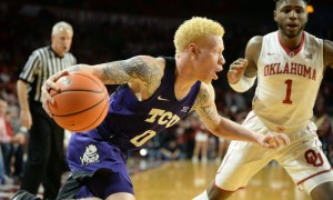 NCAA Basketball: Texas Christian at Oklahoma