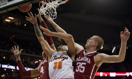 NCAA Basketball: Big 12 Conference Tournament-Oklahoma vs Oklahoma State