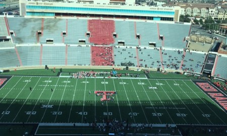 Texas Tech Red Raiders Spring Game