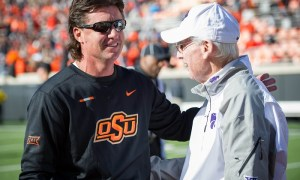 NCAA Football: Kansas State at Oklahoma State