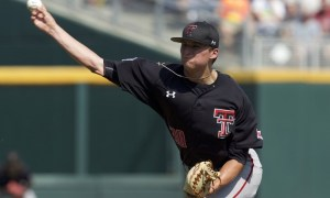 NCAA Baseball: College World Series-Florida vs Texas Tech