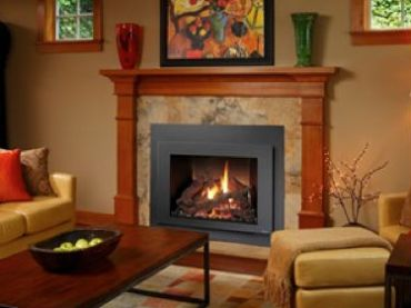 616 Gas Fireplace Insert