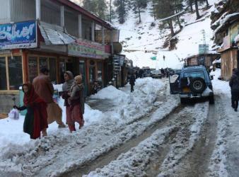 Pakistan avalanches
