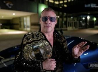 AEW Dynamite Chris Jericho